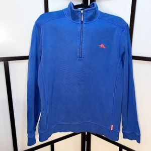 Tommy Bahama 3/4 Zip Relax Sweater